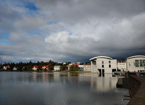 Town Lake, Reykjavik